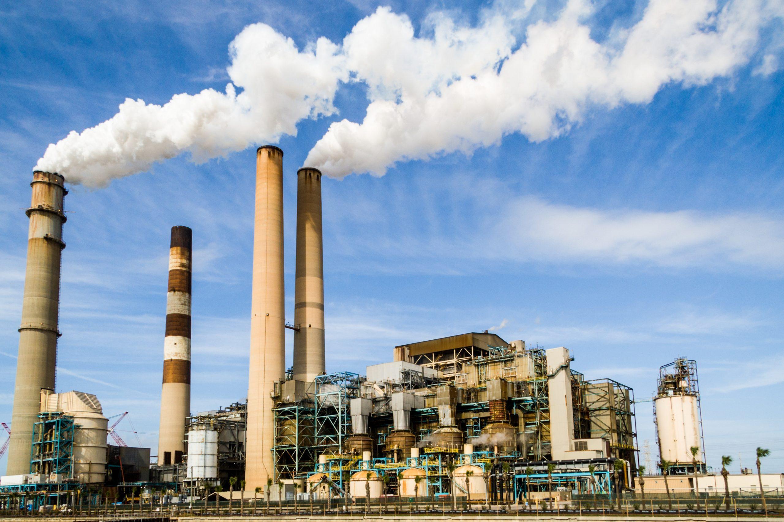 Negócio com processos industriais