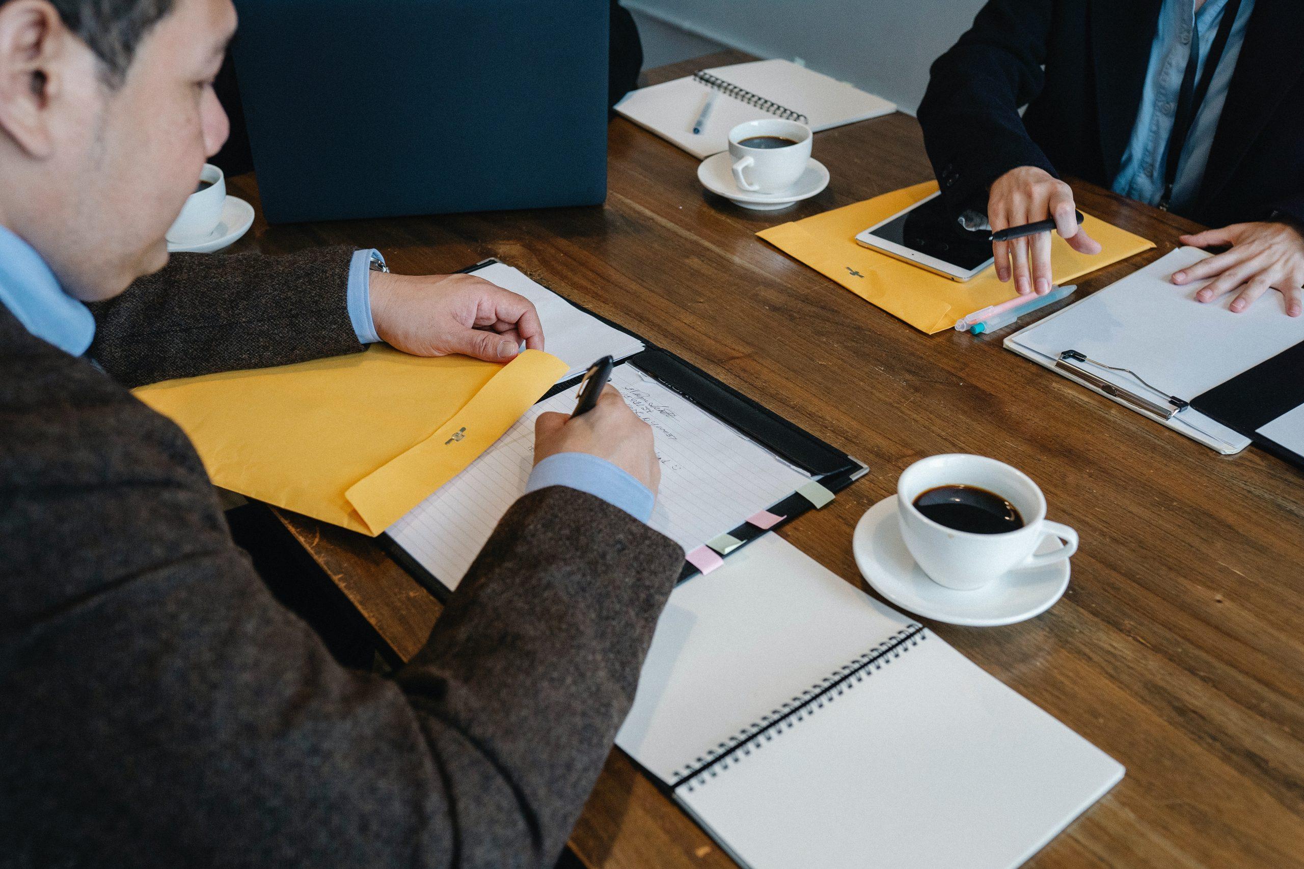 Gestão de Processos na empresa